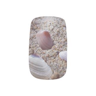 Sea Shells Nail Art Minx® Nail Art