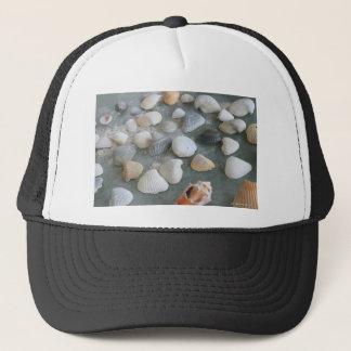 Sea Shells Ocean   Trucker Hat