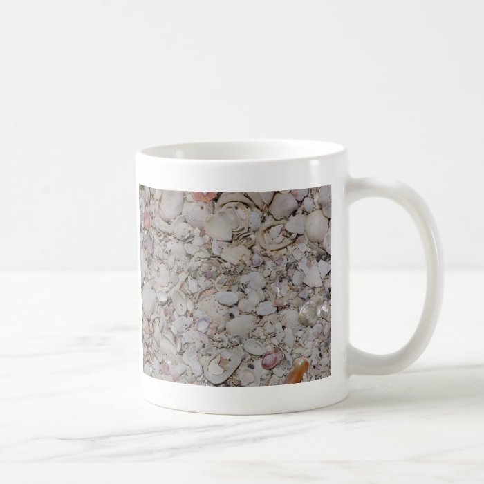 Sea shells Of sanibel Coffee Mug