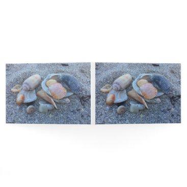 Beach Themed Sea Shells Paradise Beach Guest Book