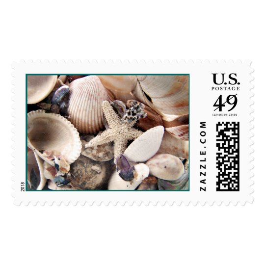 Sea Shells Postage
