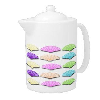Sea Shells Teapot