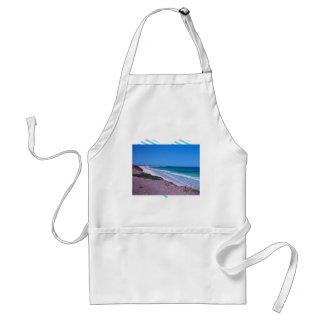 Sea shore apron