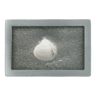 Sea shore shells Hakuna Matata.JPG Rectangular Belt Buckle