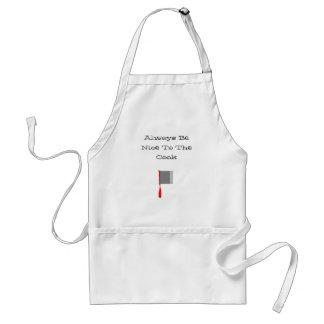 Sea siempre Niza al cocinero Delantales