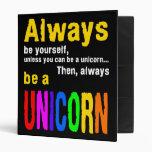 Sea siempre un unicornio