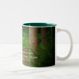"""""""Sea siempre una taza de primer orden de la versió"""