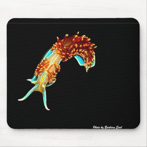 Sea Slug Mouse Pad