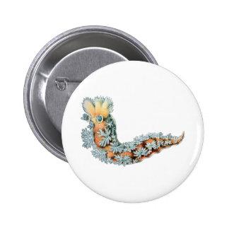 Sea Slug Pinback Button