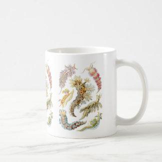 Sea slugs coffee mug