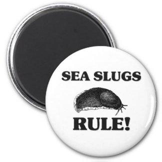 SEA SLUGS Rule! 2 Inch Round Magnet