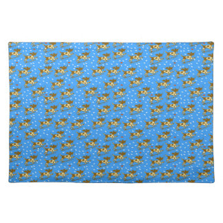 Sea Smile Cloth Placemat