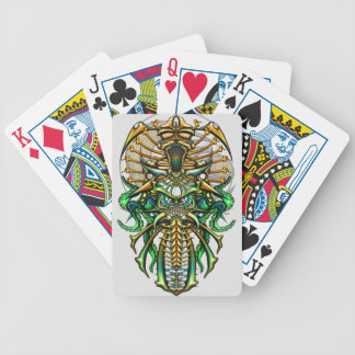 Sea Spine playing cards