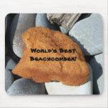 Sea Sponge 1 Mousepad