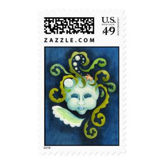 Sea Sprite Postage