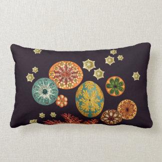 Sea Squirt Remix Lumbar Pillow