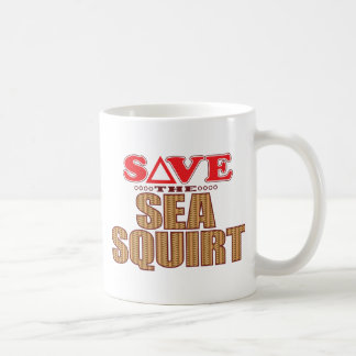 Sea Squirt Save Coffee Mug