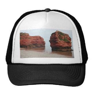 Sea Stack Rocks. Ladram Bay. Devon. UK. Trucker Hat