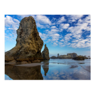 Sea Stacks on Bandon Beach in Bandon, Oregon 1 Postcard