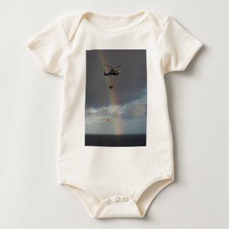 Sea Stallion Baby Bodysuit