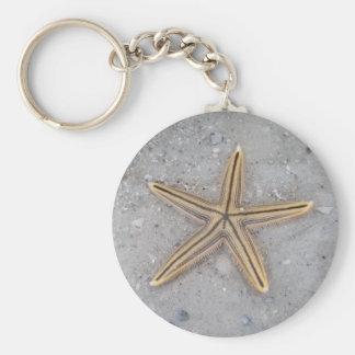 Sea Star Keychain
