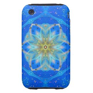 Sea Star Mandala iPhone 3 Tough Case