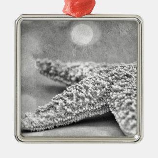 Sea Star Metal Ornament