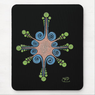 Sea Star Mouse Mat