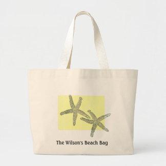 Sea Stars Beach Bag