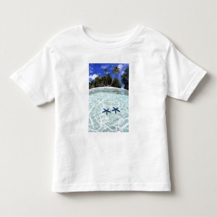 Sea stars, Rock Islands, Palau 2 Toddler T-shirt