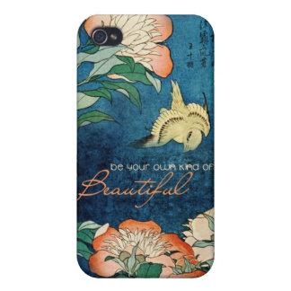 Sea su propia clase de hermoso iPhone 4 cárcasas