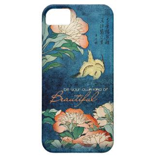 Sea su propia clase de hermoso funda para iPhone 5 barely there