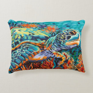 Sea Sweetheart I Decorative Pillow