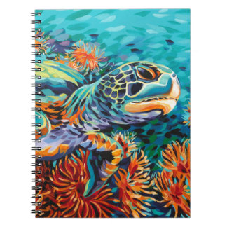 Sea Sweetheart I Spiral Notebook