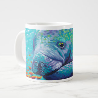 Sea Sweetheart II Giant Coffee Mug