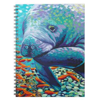 Sea Sweetheart II Spiral Notebook