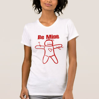 Sea tarjeta del día de San Valentín de la mina Camiseta