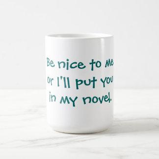 Sea taza agradable