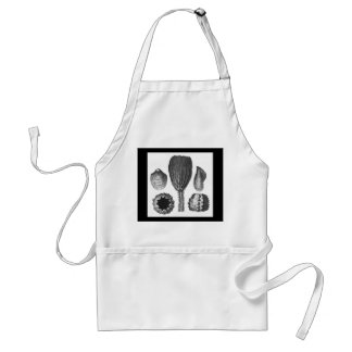 SEA THINGS ADULT APRON