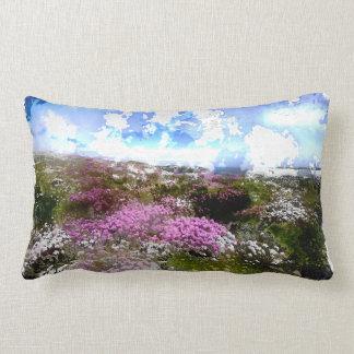 Sea Thrift on Skomer Island Pillows
