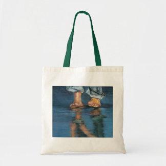 Sea Toes Tote Bag