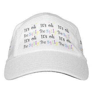 Sea tonto él es gorra del Aceptable-funcionamiento
