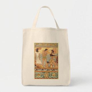 SEA TRADERS grocery tote bag