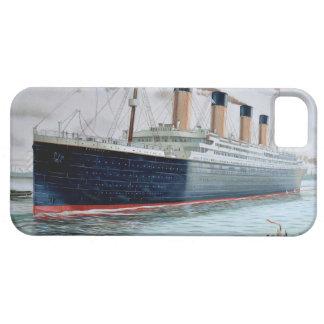 Sea Trials of RMS Titanic iPhone 5 Case