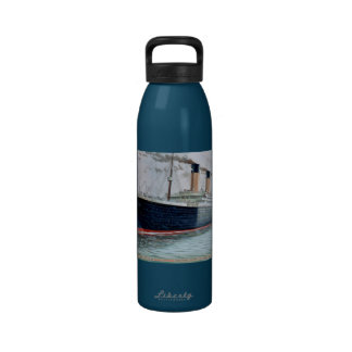 Sea Trials of RMS Titanic Drinking Bottles