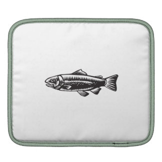 Sea Trout Spotted iPad Sleeve