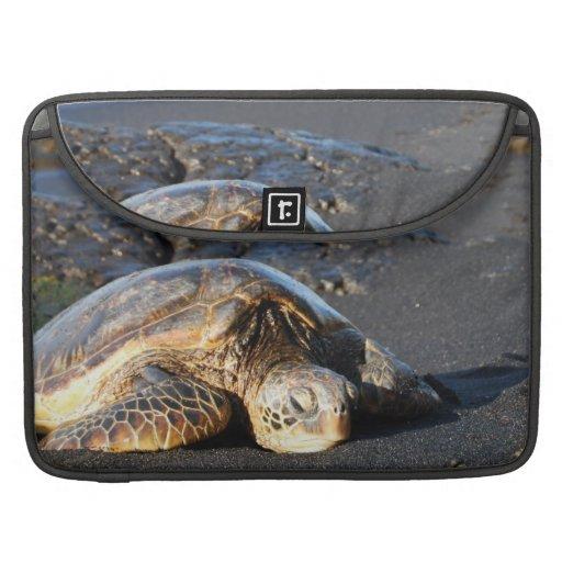 """Sea Turtle 15"""" MacBook Sleeve MacBook Pro Sleeves"""
