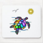 Sea Turtle #1 Mouse Pad