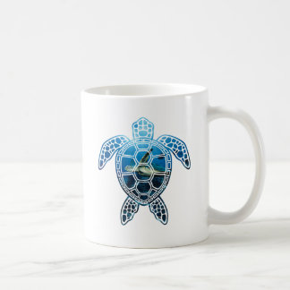 sea turtle-2 coffee mug