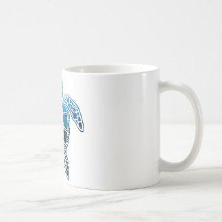sea turtle-2 coffee mug